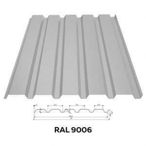 Профнастил стеновой RFS-20 (1136/1100мм)
