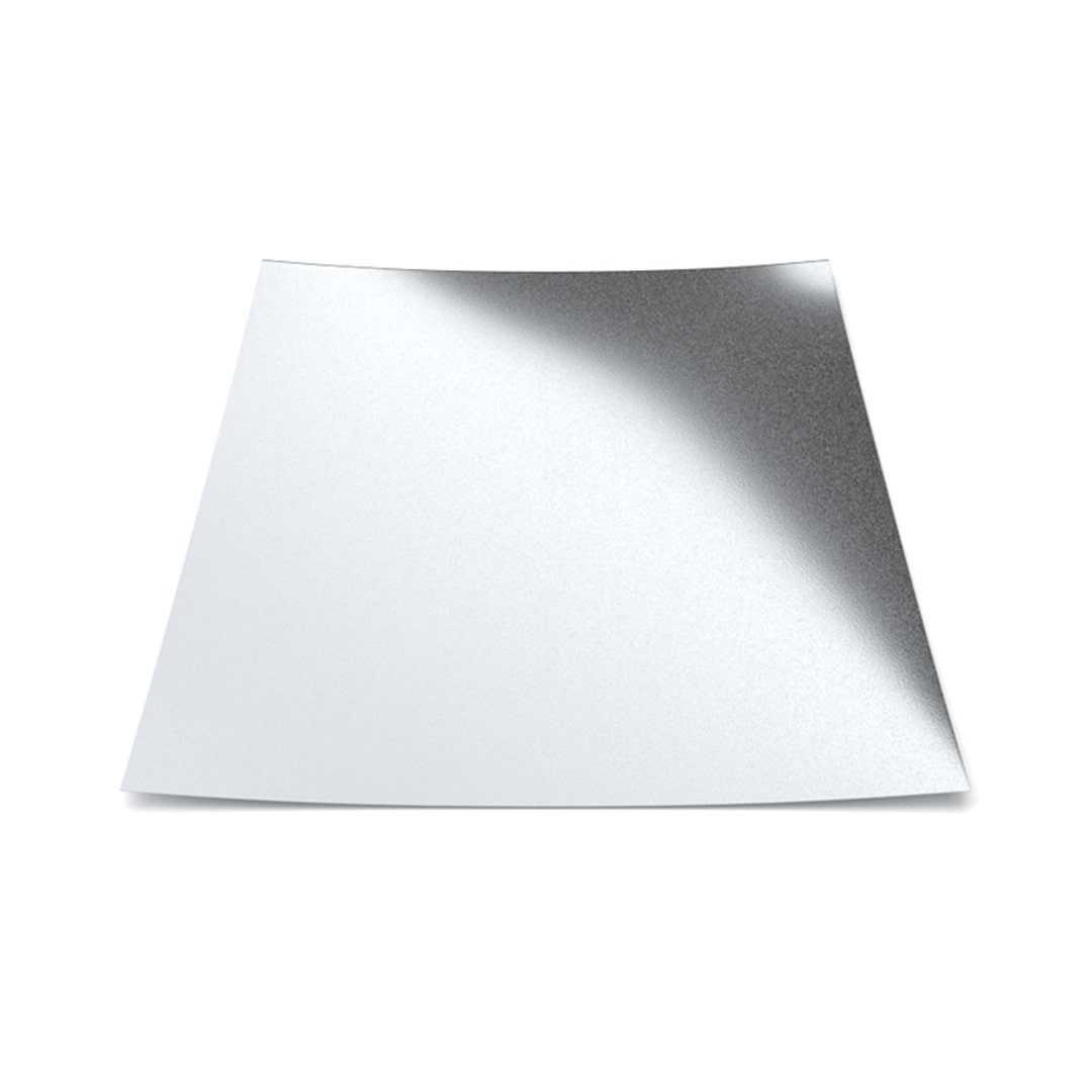 Лист гладкий оцинкованный 0,35*1000*2000мм, 100гр/м.кв Rooffix 1/10/250