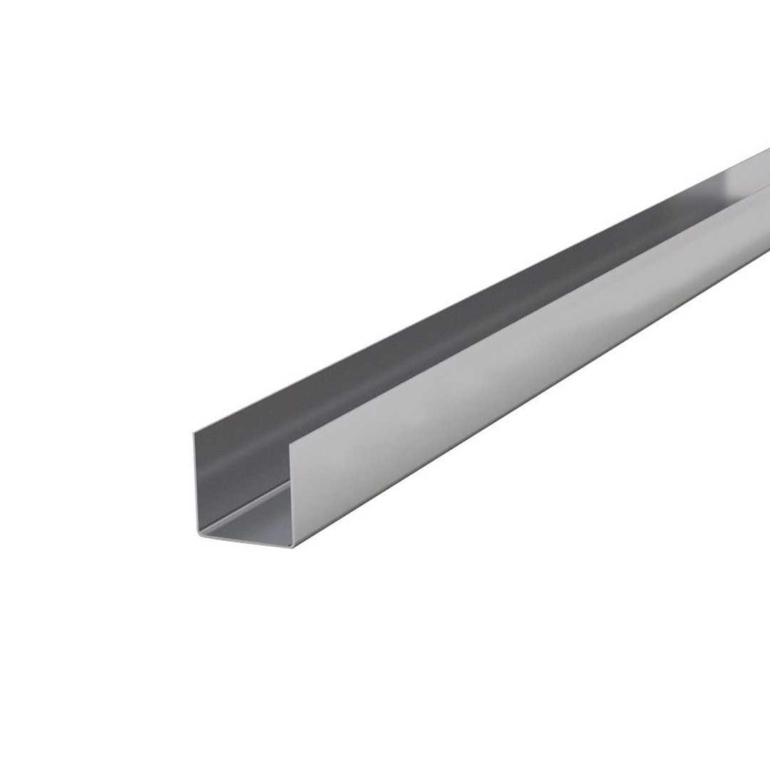 Профиль PROFI UD 28*22 0,45мм 3м Rooffix DIN 18182-1 1/30/720/1440