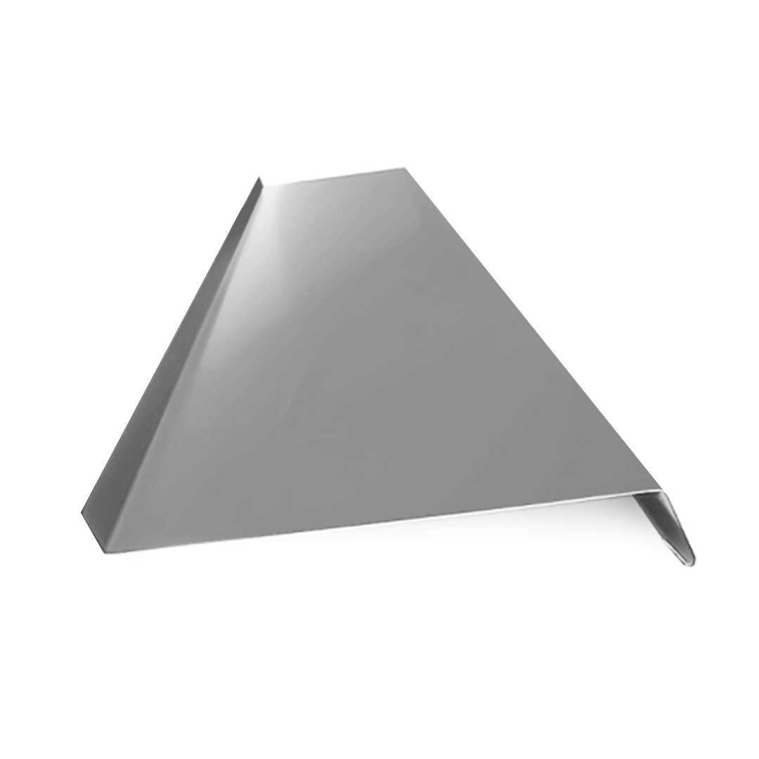 Отлив оконный 20*220*30мм оцинкованный, длина 2,0 м Rooffix 1/10